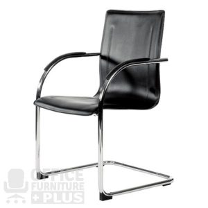 Gamma Visitor Chair