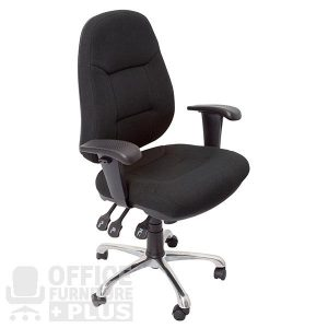 F300 PU300 High Back Ergonomic Operator Chair