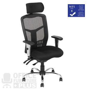 Diablo Executive Mesh Back Office Chair