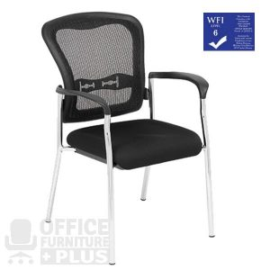Diablo Mesh Back Visitor Office Chair