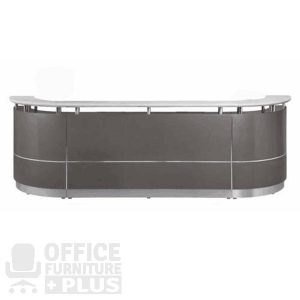 Executive C Shape Reception Counter